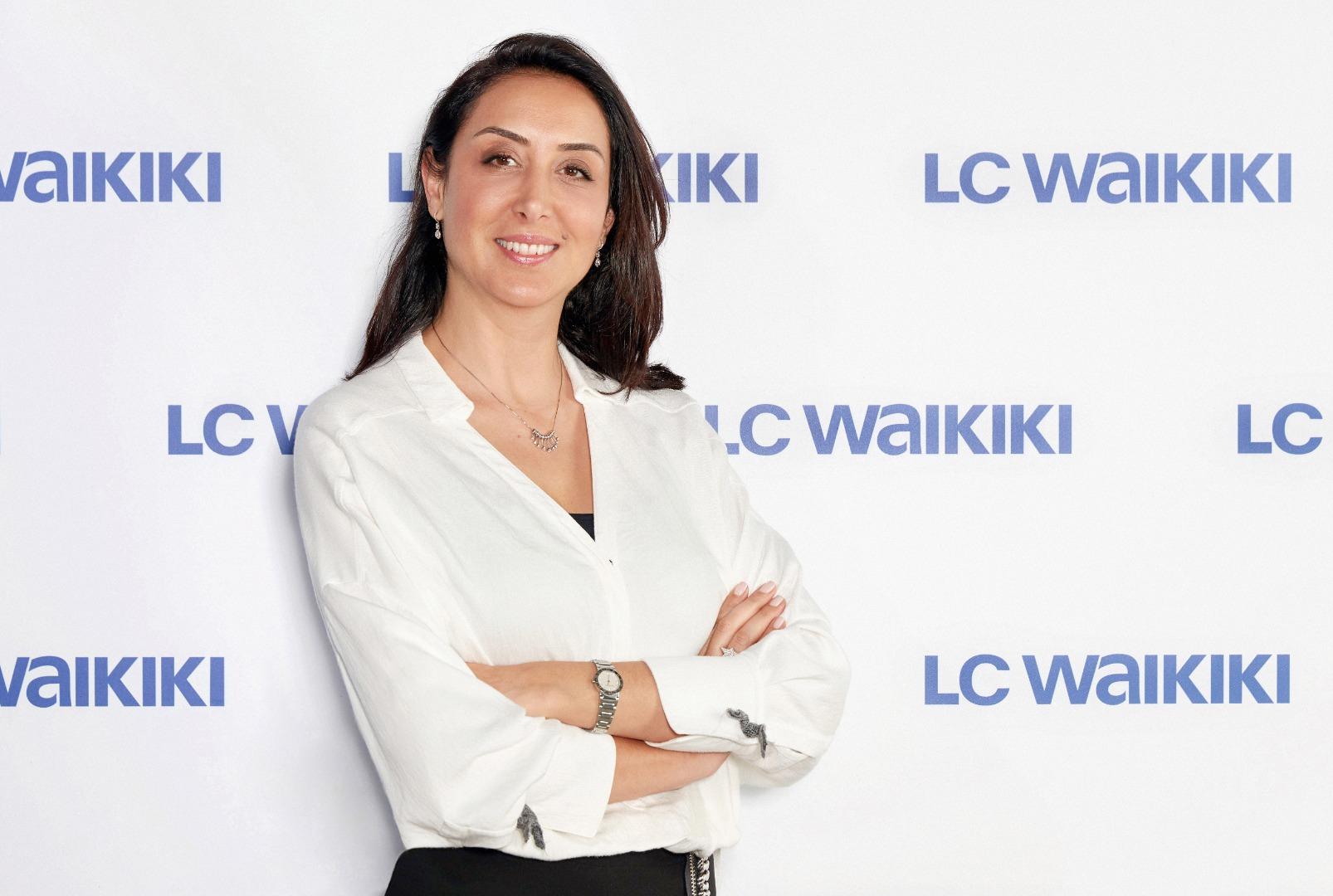 LC Waikiki'de mağazacılık genel müdürlüğünde atama