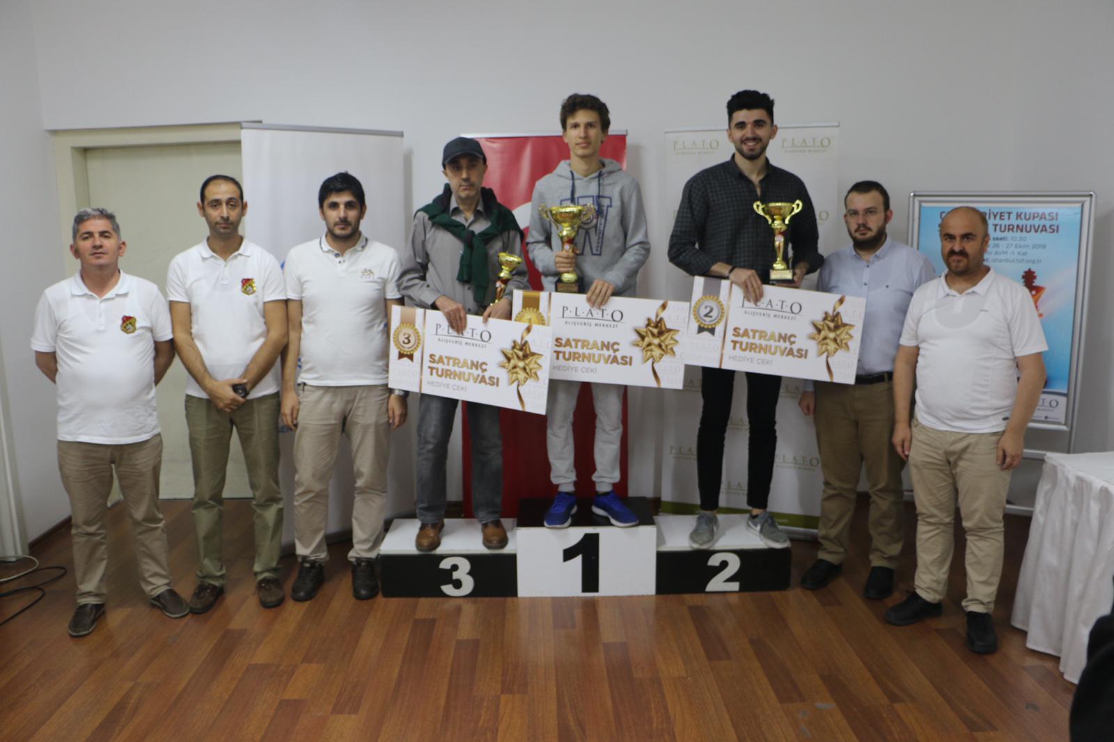 Plato AVM'de Satranç Turnuvası