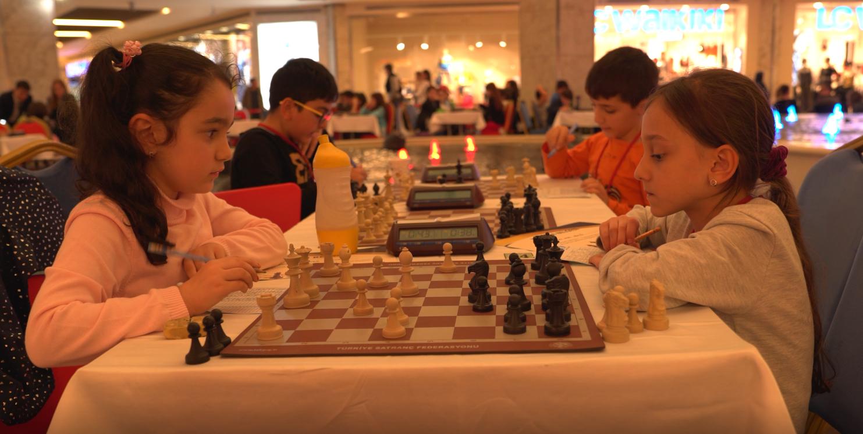 Capacity AVM'nin Satranç Turnuvası'nda kazananlar belli oldu