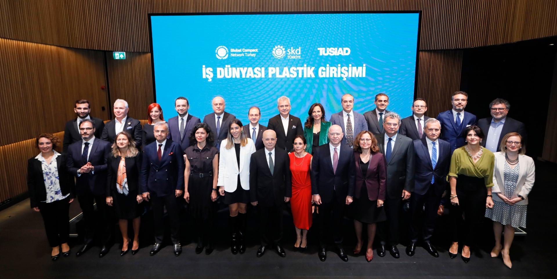 PepsiCo'dan sürdürülebilir kalkınma için plastik atıklarına çözüm ortaklığı
