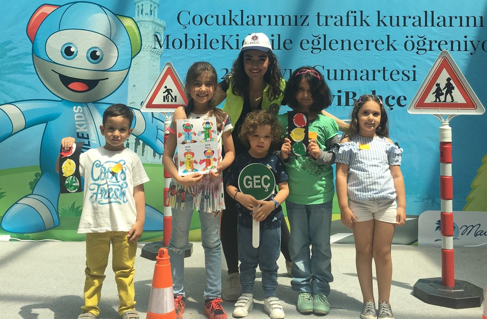MobileKids, Eskişehir Espark AVM'de çocuklarla buluşacak