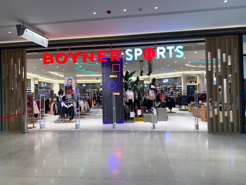 Boyner'den başkente yeni mağaza