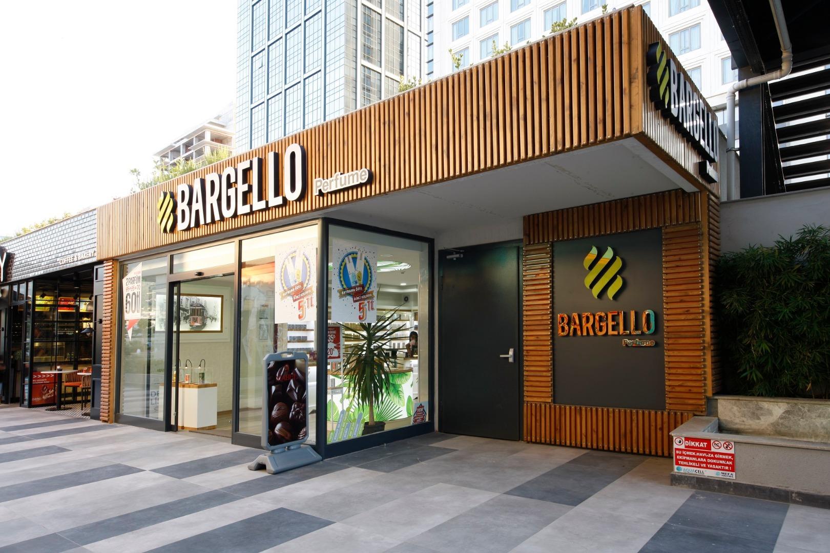 Bargello Parfümeri Parkora'da hizmet veriyor