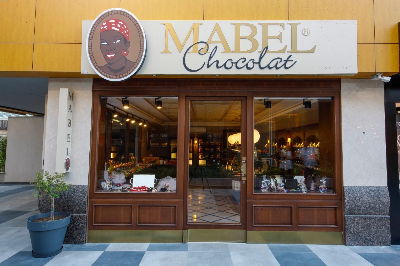 Gerçek çikolata lezzeti Mabel ile Parkora'da