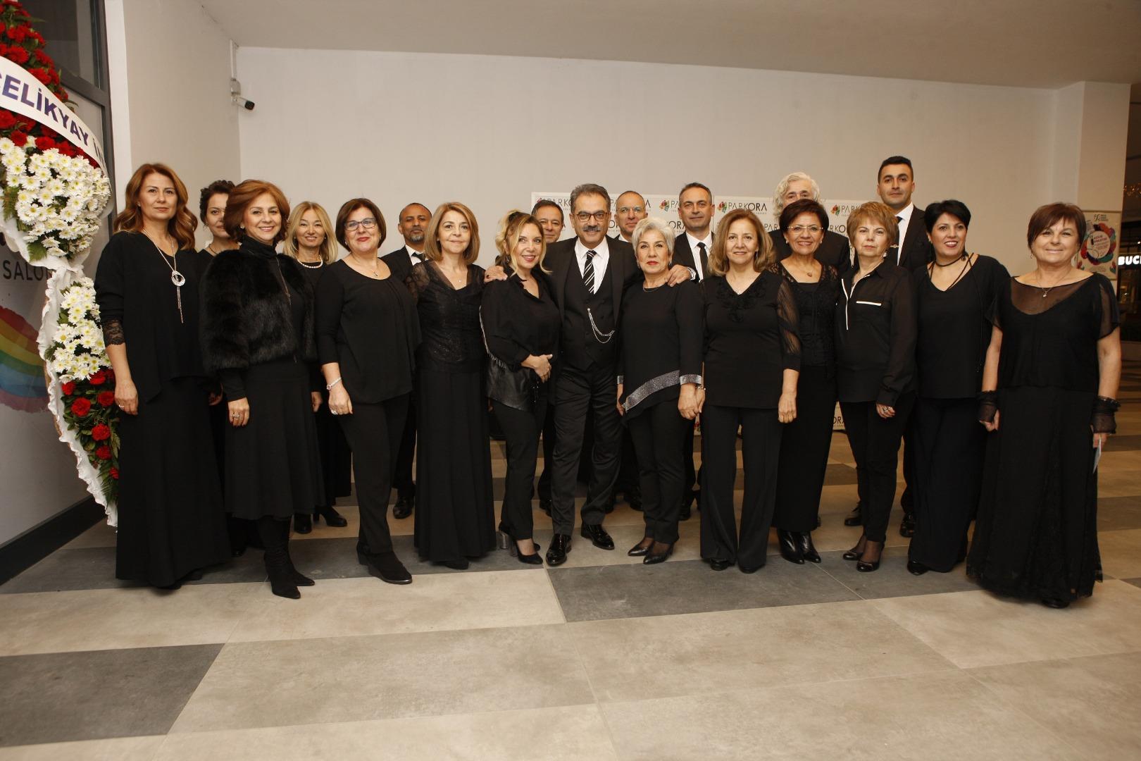 Parkora AVM'de Türk Sanat Müziği çoşkusu