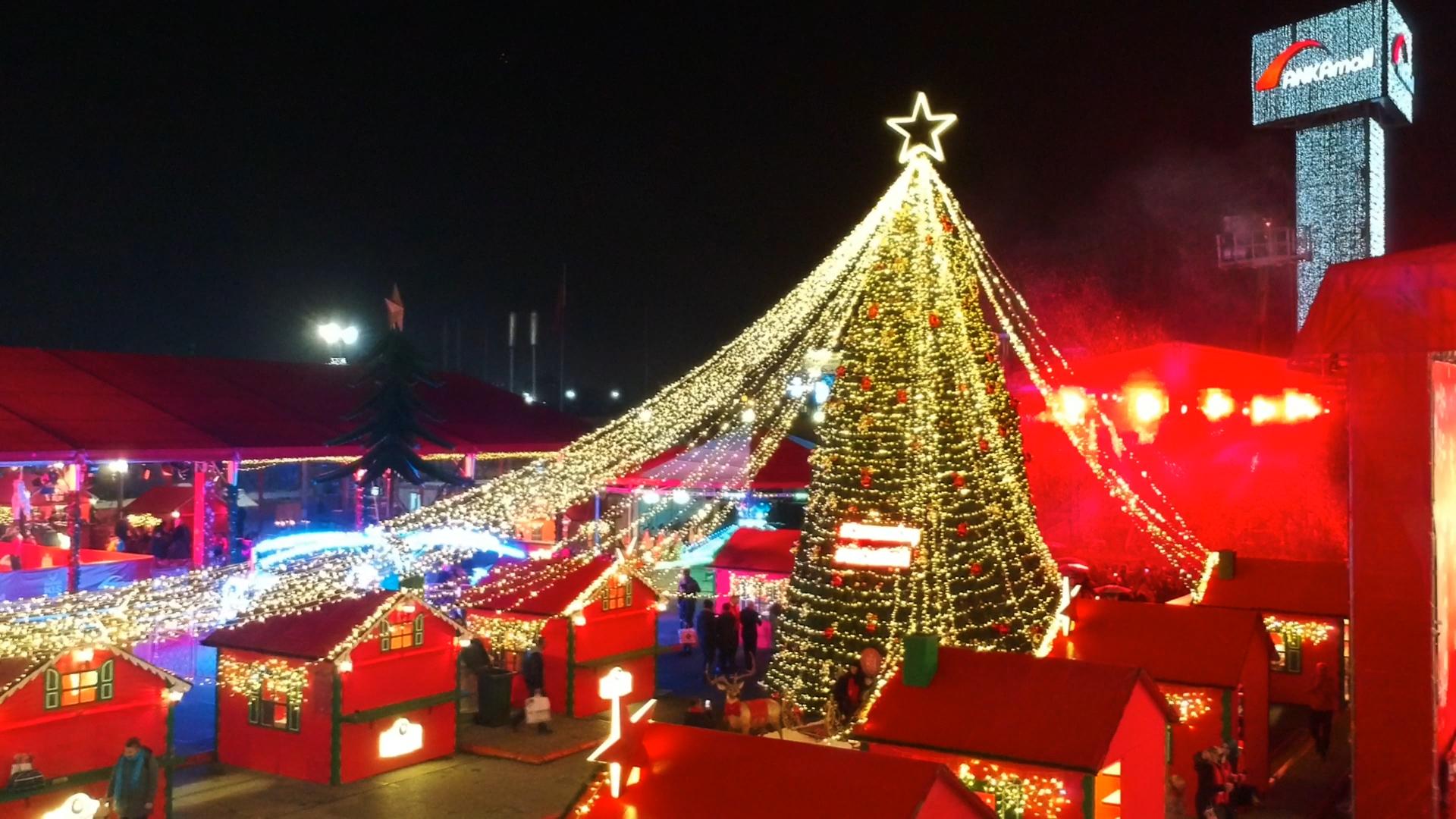 Kırmızı Kış Festivali ANKAmall'da