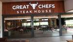 My Great Chefs Steakhouse Parkora AVM'de açıldı