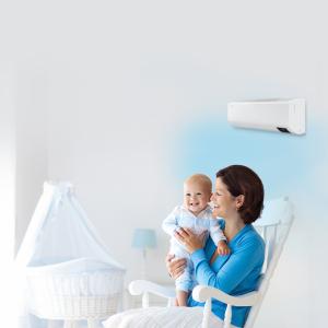 Samsung Wind-Free ile bebekler için sağlıklı serinlik
