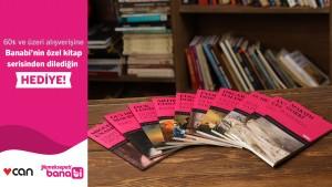 Banabi ve Can Yayınları'ndan kitap kampanyası