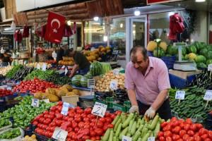 Ankara'da gıda enflasyonu haziranda yüzde 0.29 geriledi