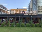 Kahveland'ın yeni şubesi Parkora AVM'de açıldı