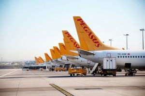 Pegasus hafta sonu uçuşlarının planlanan şekilde yapılacağını duyurdu