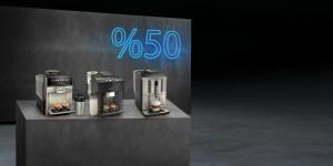 Siemens'ten üç beyaz eşya alana diğer ürünler indirimli