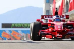 Intercity Formula1 yarışlarını tekrar İstanbul Park'a getirebilir
