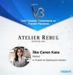 Atelier Rebul, Nebim V3 ile yeni projelerini hayata geçirmeye devam ediyor
