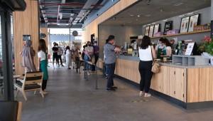Starbucks, inegöl'deki ilk şubesini inegöl AVM'de açtı