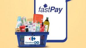 fastPay ve CarrefourSA'dan iş birliği