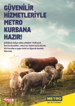 Metro Türkiye kurban satışlarında %100 hijyen garantisi veriyor