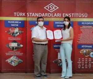 REİS Gıda Covid-19 güvenli üretim belgesi aldı