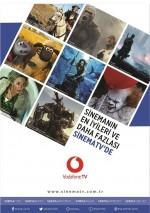 Vodafone TV'de SinemaTV keyfi