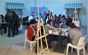 10 Burda AVM Kadınlar Günü'nde anlamlı etkinliklere ev sahipliği yaptı