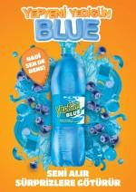 Yepyeni lezzet Yedigün Blue