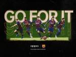 OPPO Barcelona Futbol Kulübü İçin  sosyal içerik serisi başlattı