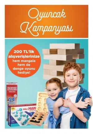 İnegöl AVM'den çocukları mutlu edecek çifte kampanya