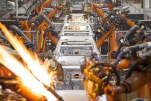Sanayi üretimi Haziran'da yüzde 17.6 arttı