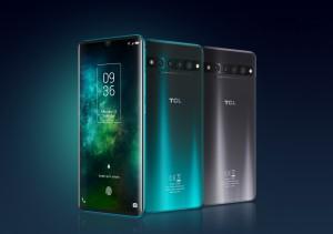 TCL'nin ilk kavisli AMOLED telefonu TCL 10 Pro satışa sunuldu