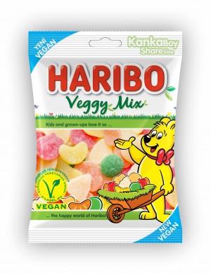 Haribo'dan yepyeni vegan lezzet:  Veggy Mix