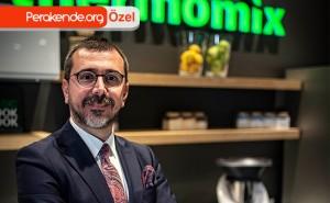 Vorwerk Türkiye Genel Müdürü: Hedefimiz bu sene sonunda satışı ikiye katlamak