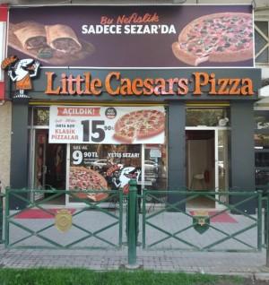 Little Caesars, Eskişehir'de ikinci şubesini açtı