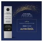 Social Media Awards'ten Yataş Grup'a üç ödül birden