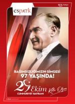 Fotoğraflar ile Cumhuriyet 1 Kasım'a kadar Espark AVM'de