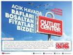 Outlet Center İzmit'te rafları boşaltan fiyatlar