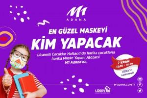 En güzel maskeler M1 Adana'da