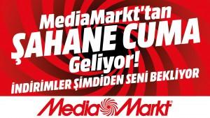 """MediaMarkt'ta """"Şahane Cuma"""" şahane indirimlerle başladı"""