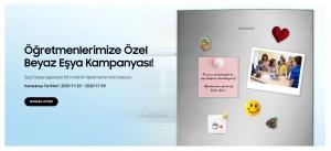 Samsung'dan öğretmenlerimize özel  indirim kampanyası