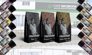 Sektörün iki devi Chef Seasons ve #saltbae'den heyecan verici işbirliği