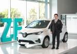 Elektrikli sürüş keyfi yeni Renault ZOE ile farklı bir boyut kazanıyor