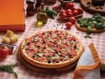 Pizzanın dijital hali Sezar'da