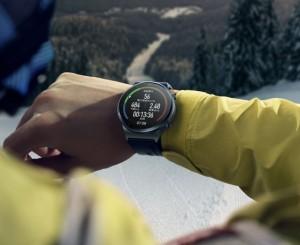 Huawei Watch GT 2 Pro ile   kış sporlarının keyfini çıkarın