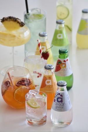 Vitamin dolu turuncu Avşar maden suyu mandalina C Plus