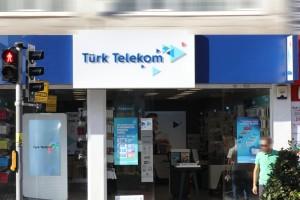 Türk Telekom bir önceki yıla göre yüzde 44 artışla 186,57 Gigabayt oldu