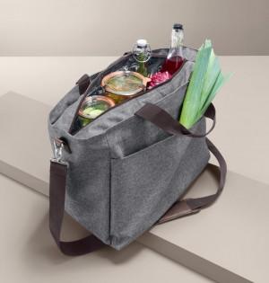 Tchibo soğutuculu alışveriş çantası ile yiyecekleriniz her zaman taptaze