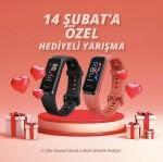 Park Afyon 14 Şubat'ta çiftlere akıllı bileklik hediye etti