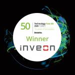 """Inveon yeniden """"Deloitte Teknoloji Fast 50"""" listesinde"""