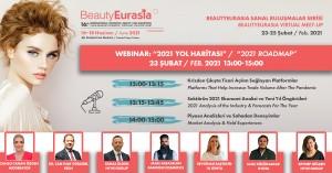 BeautyEurasia 16 – 18 Haziran 2021'de düzenlenecek