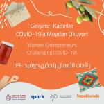 Girişimci Kadınlar Covid 19'a Hepsiburada ile meydan okuyor